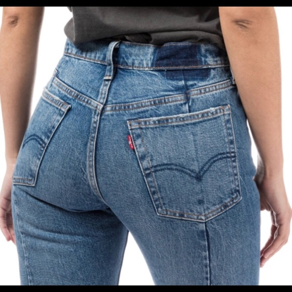 c0375cf3 Levi's Jeans   Levis 501 Skinny Altered Nwt High Rise B377   Poshmark